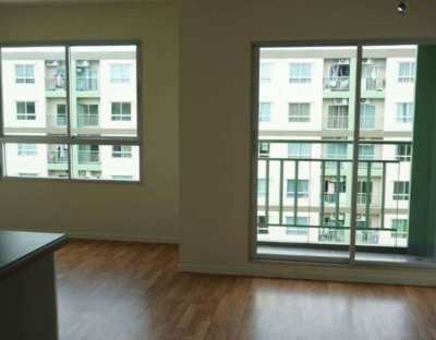 LPN Pranangklao RiverviewNew Empty Room Studio 22.5sqm free transfer