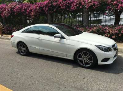 Mercedes Benz E200 - 2016 - 13,000 Km - 1 owner