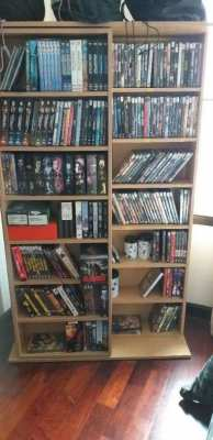 2 removable cabinet with DVD