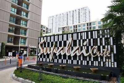 Condo Supalai Cute Phaholyothin 34 for rent Fully Furnished near KU.