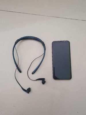 Samsung Galaxy S8+ (with free Level U wifi earplugs)