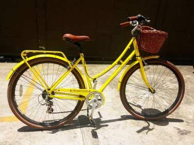 Traditional Retro Bike