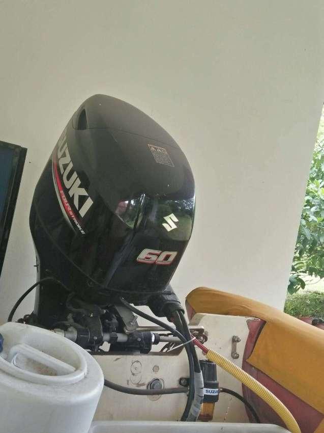 DF60ATL Suzuki Outboard Engine