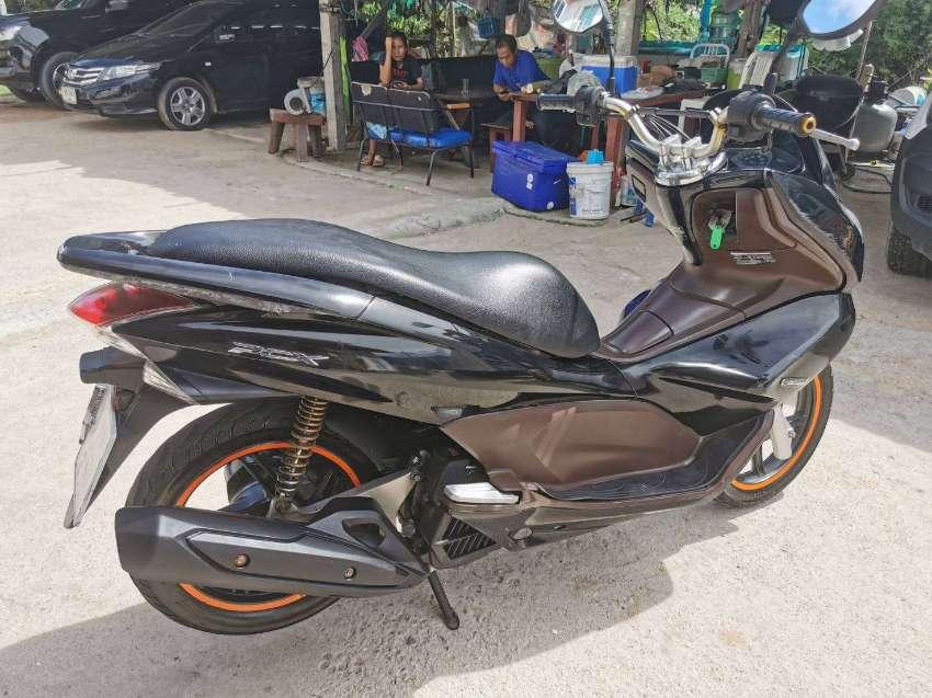 Honda PCX 2011
