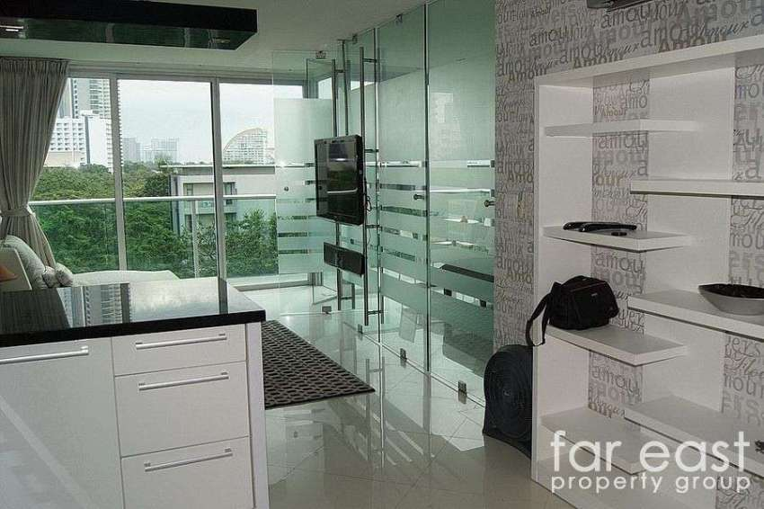 Modern Wongamat Two Bedroom For Rent