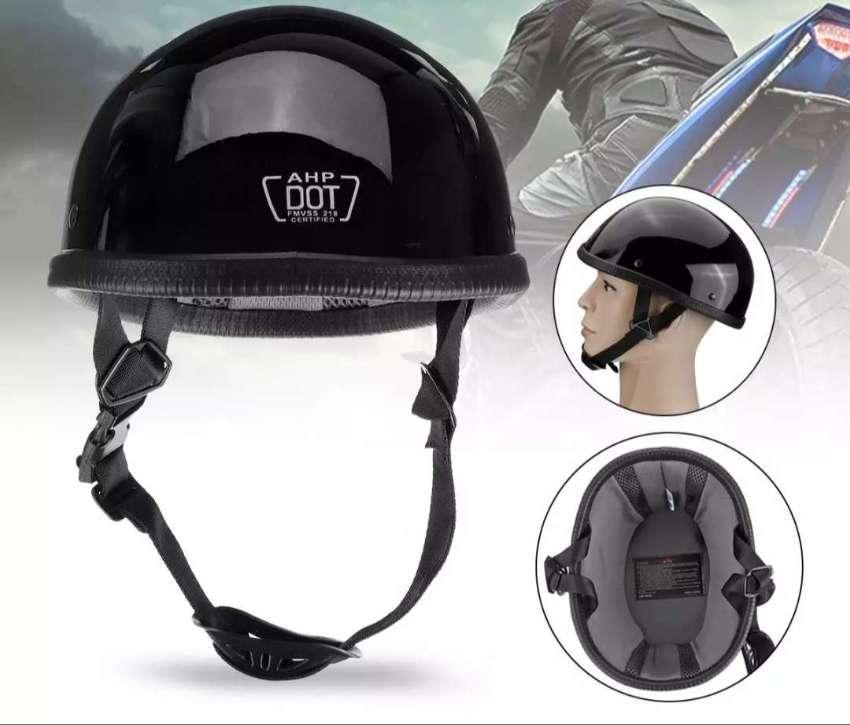 XL size half helmet