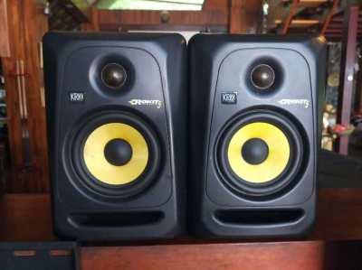 KRK Rokit 5 Generation 3 High-grade materials equal a great listening experience
