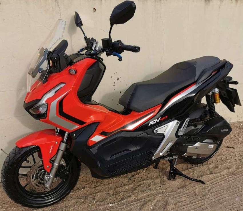 02/2020 Honda ADV-150 89.900 ฿ Finance by shop