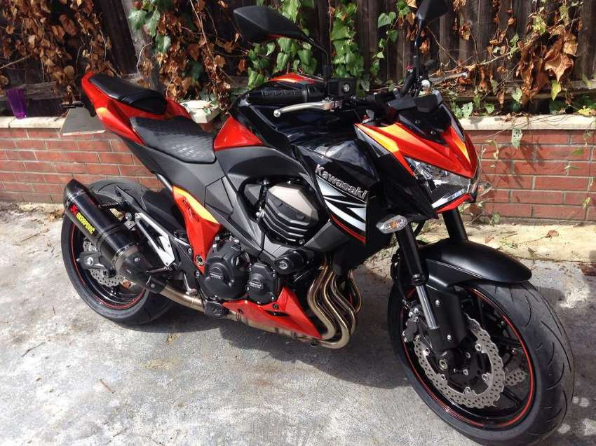 Want to Rent z800 for 9 months
