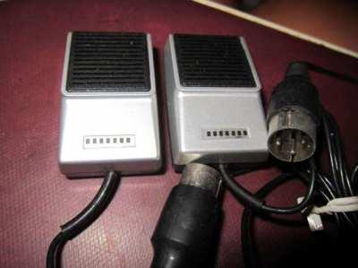antique microphone PHILIPS L.B.B. 9203