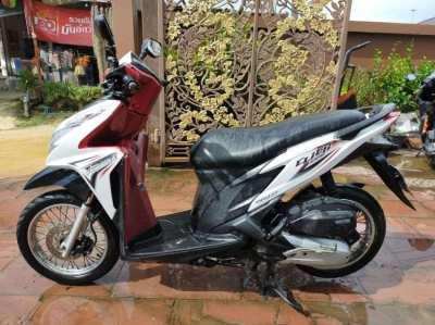 Honda Click 125 Fi