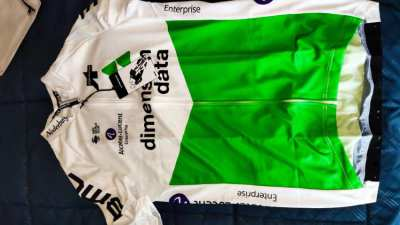 Pro issue Team Assos Cycling Jersey.