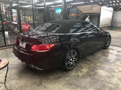 Mint Condition - E Class Convertible for sale