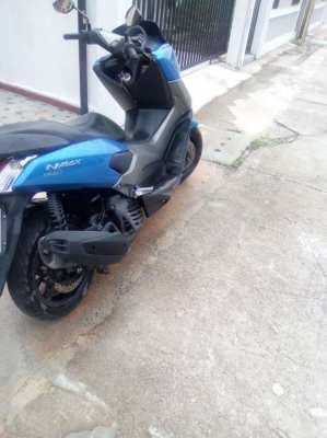 sell yamaha n.max 155cc,  year february 2019
