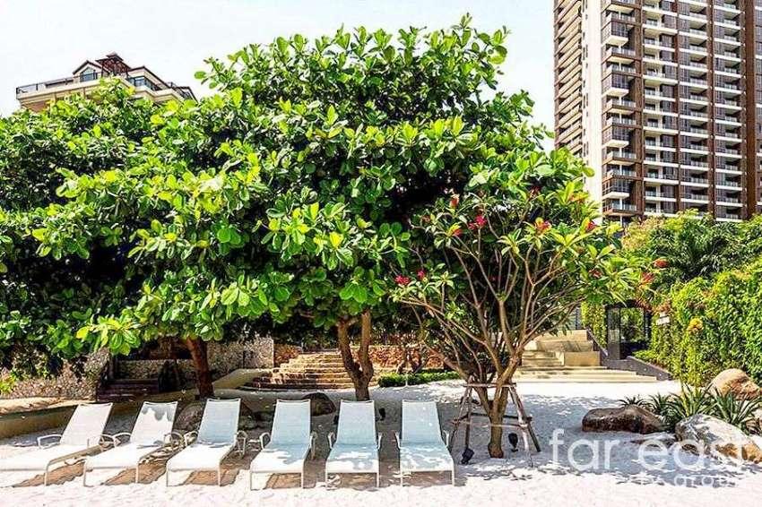 Baan Plai Haad Wongamat Beachfront Rental