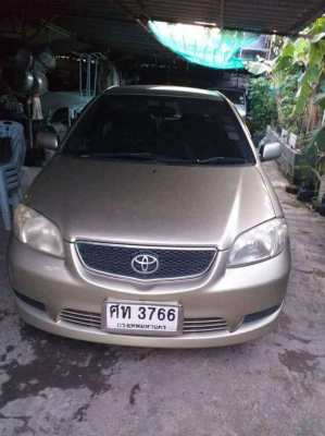 Toyota Vios 2004 AT 1.5 E