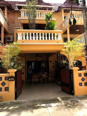 Stunning Fully Renovated Townhouse For Sale in Khao Takiab