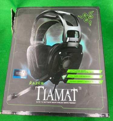 Razer Tiamat 7.1 Surround gaming Headphones
