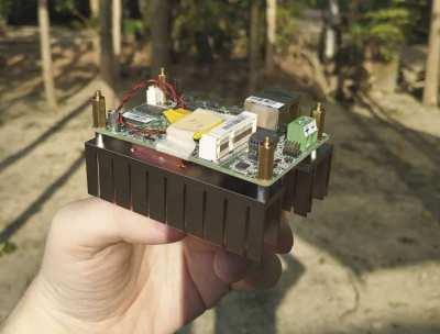 DFI GHF51 AMD Ryzen Embedded Motherboard