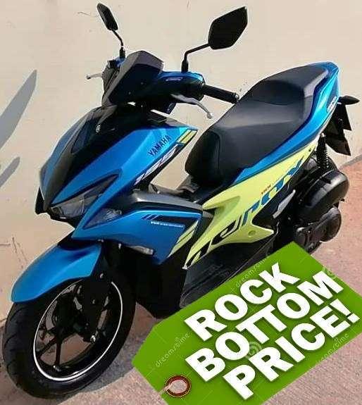 11/2018 Yamaha Aerox 155 39.900 ฿ Finance by shop LAST PRICE