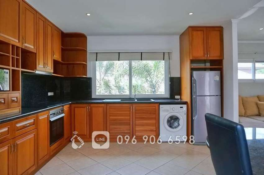 For Rent   140 SQM   Spacious Bali Style 2 Bedroom Apartment   Jomtien