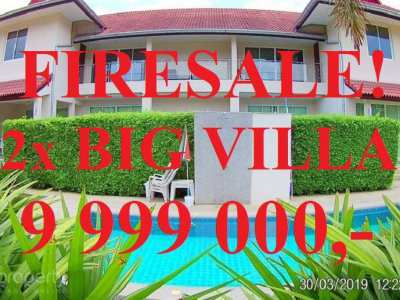 600m2 House Villa Big Garden Swimming pool Firesale Bargain