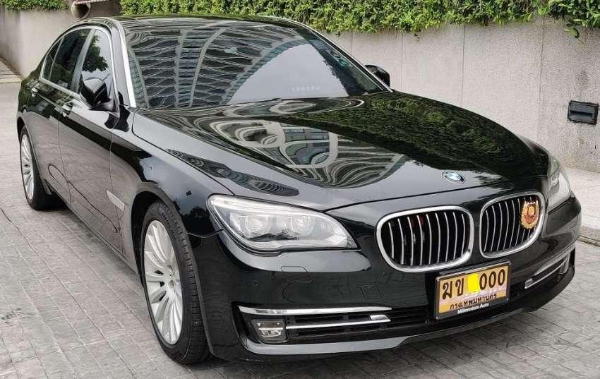 BMW 730 LD / 54.000 km origina /  Reg 2015 / 1.6M