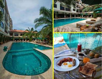 Pattaya 42 Rooms Resort Bargain Sale