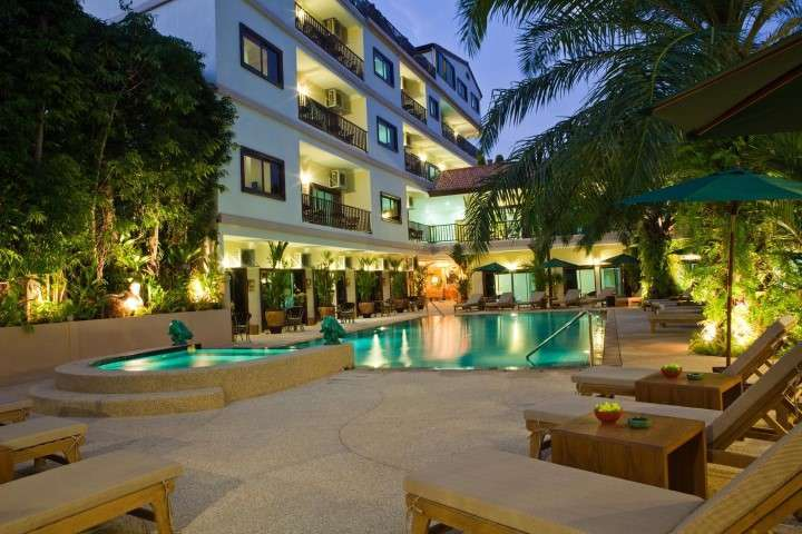 Pattaya 42 Rooms Resort Bargain Sale