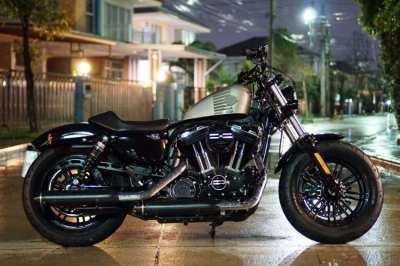 Harley Davidson Sportster 48 '16