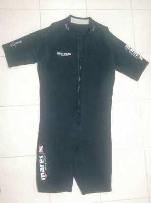 Sale Mares short wetsuit 2.5mm size 8