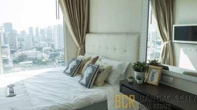 Ivy Thonglor Luxury Condo High Floor 1 Bedroom Unit for Rent Low Price