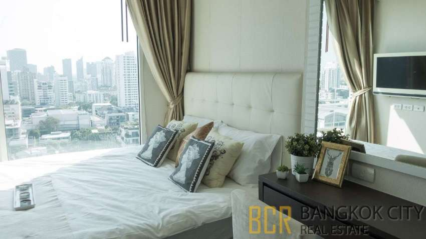 Ivy Thonglor Luxury Condo High Floor 1 Bedroom Unit for Rent Low Price