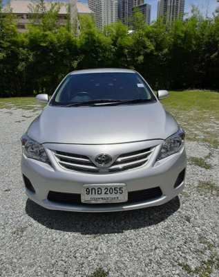 Sale Toyota Altis 2012 year