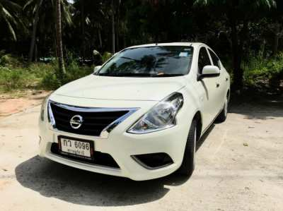 2016 Nissan Almera VL