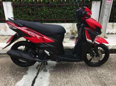 • Yamaha GT 125 • 2019 •