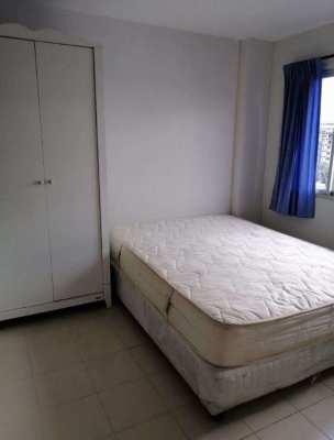 LPN Bodin Ramkamhang TowerB4 FL8 no blocking view affordable 1Bed