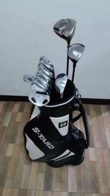 Complete golf club set (TOURSTAGE)