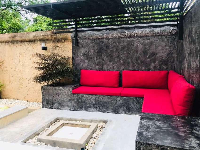 Modern 2 Story 4 bed/5bath Tropical Villa for Sale @Jomtien Beach