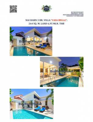 Pool Villa For Sale. Casa Bella Villa.