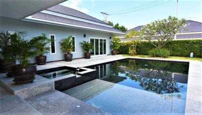 Luxury Pool Villa in Hua Hin near Palm Hills Golf Resort
