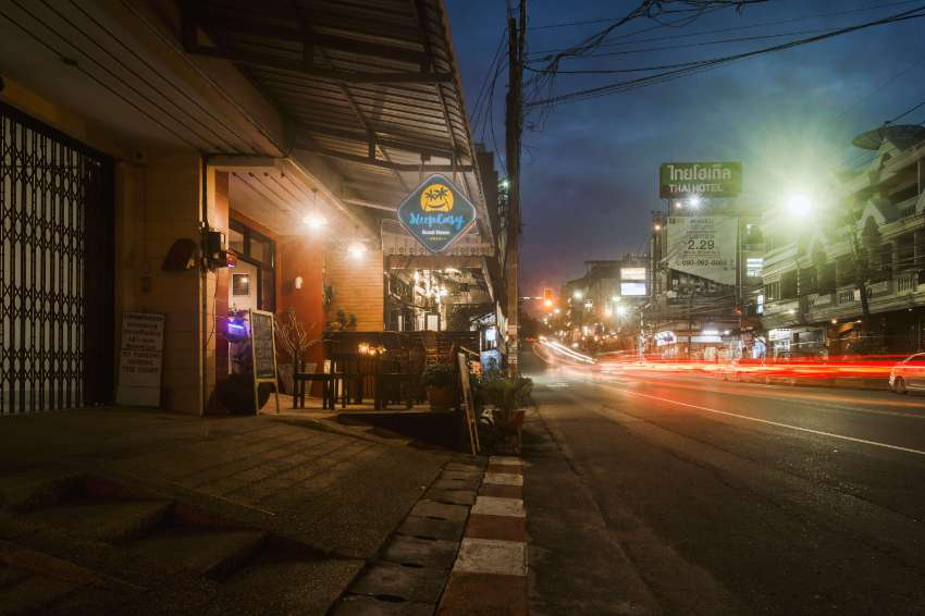 The Sale of Bar/Restaurant and one of Krabi's Best Rated Guesthouses!