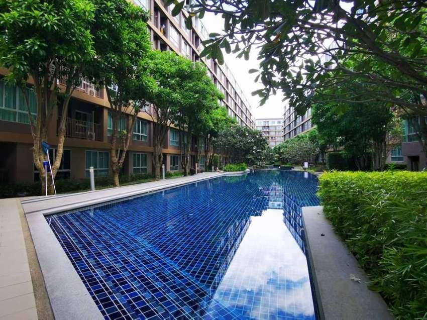 Pool View D Condo Creek by Sansiri Kathu Phuket for Sale and Rental