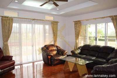 Beautiful 3 Bedroom House in a secured Village