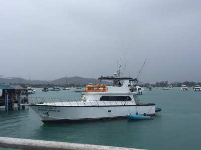 Fishing Boat & Company Open to reasonable offers