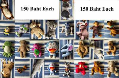 Soft Toys - All sorts, Animals, Characters, Bears etc