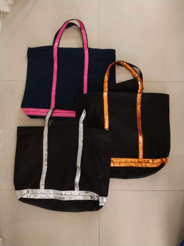 Cotton Bags - New Medium and Large Sizes