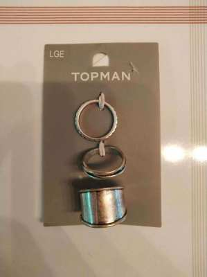 Top Man Mens Fashion Jewelry Selection - New