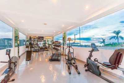 Rent buy option 2 bedroom pool Gym ocean view foreign ownership condo
