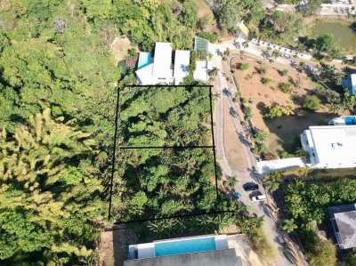 LAND 180º UNOBSTRUCTED SEAVIEW LAND 1 or 2 Rai (3200sqm